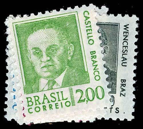 BRAZIL 1063-67  Mint (ID # 71007)